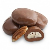 Milk Chocolate Grand Marnier Pecans