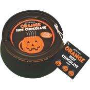 Halloween Cauldron Orange Hot Chocolate, 10oz