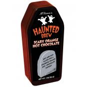 Haunted Brew Scary Orange Hot Chocolate