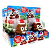Holiday Oh Poop! Candy Dispenser