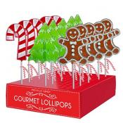 Holiday Treats Lollipop Assortement, 1oz