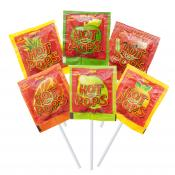 Hot Pops Lollipops