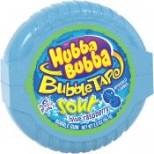 Hubba Bubba Bubble Tape, Sour Blue Raspberry