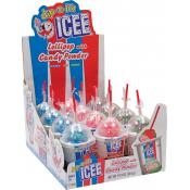ICEE Dip N Lik Lollipop and Candy Powder
