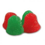 Red & Green Christmas Jelly Bells