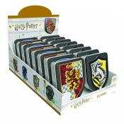 Jelly Belly Harry Potter House Crest Tins, 1oz