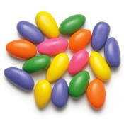 Jordan Almonds Reduced Sugar 10#