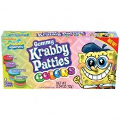 Krabby Patties Colors Theater Box