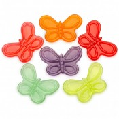 Large Gummi Butterflies