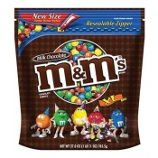 M&Ms Plain 42oz bags