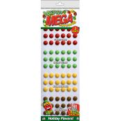 Merry Mega Candy Buttons