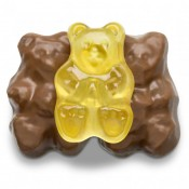 Milk Chocolate Banana Gummi Bears