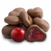 Milk Chocolate Dried Cranberries