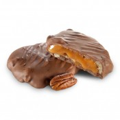 Milk Chocolate Giant Pecan Patties 4oz