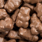 Milk Chocolate Gummi Bears