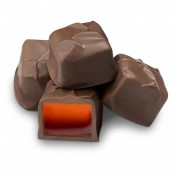 Milk Chocolate Orange Jellies