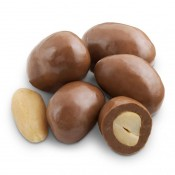 Milk Chocolate Panned Peanuts