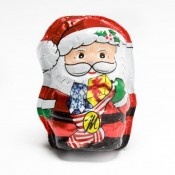 Milk Chocolate Semi- Solid Santa, 1oz