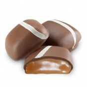 No Sugar Added Milk Chocolate Vanilla Caramels