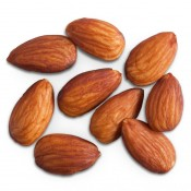 Almonds Nonpareil Roasted & No Salt Supreme