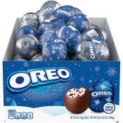Oreo Chocolate Creme Filled Holiday Eggs, 1.09oz