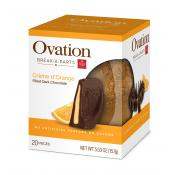 Ovation Break-a-Parts Creme d'Orange Dark Chocolate