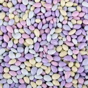 Sunbursts® Pastel Mix, Chocolate Covered Sunflower Seeds