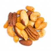 Peanut Cajun Mixed Nuts Roasted & Salted