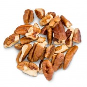Pecans Medium Pieces Roasted & No Salt