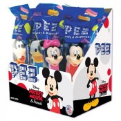 Pez Disney Assorted Mickey Mouse