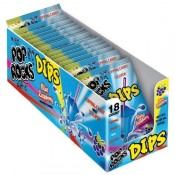 Pop Rock Dips Blue Raspberry