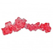 Red Strawberry Rock Candy String