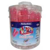 Rock Candy on a Stick Tub  Light Pink/Bubble Gum Flavor
