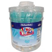 Rock Candy on a Stick Tub Light Blue/Cotton Candy Flavor