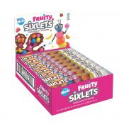 Sixlets® Fruit 12-Ball Tube