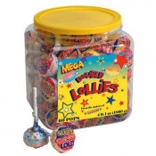 Smartie Mega Double Lollie Jar