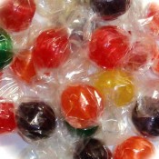 Assorted Sour Fruit Balls