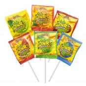 Sour Mania Lollipops