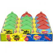 Sour Patch Kids & Swedish Fish Holiday Ornaments, 1oz