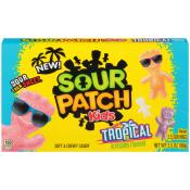 Sour Patch Kids Tropical Theater Box 3.5oz