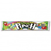 Sour Punch Rainbow Straws