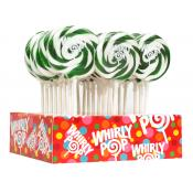 *Special Order* Green/ Lime Whirly Pops