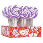 *Special Order* Lavender/ Grape Whirly Pops