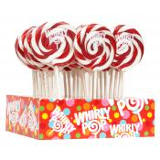 *Special Order* Red/ Cherry Whirly Pops