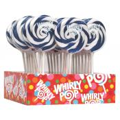*Special Order* Royal Blue/ Raspberry Whirly Pops