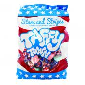 Stars & Stripes Taffy Bag, 2 LB.
