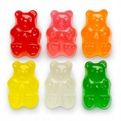 Sugar Free Assorted Fruit Gummi Bears