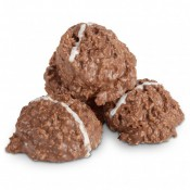 Sugar Free Milk Chocolate Coconut Haystacks
