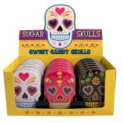 Sugar Skulls 1.4oz Tin
