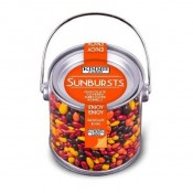 Sunbursts® Fall Mix 7.2oz Pails
